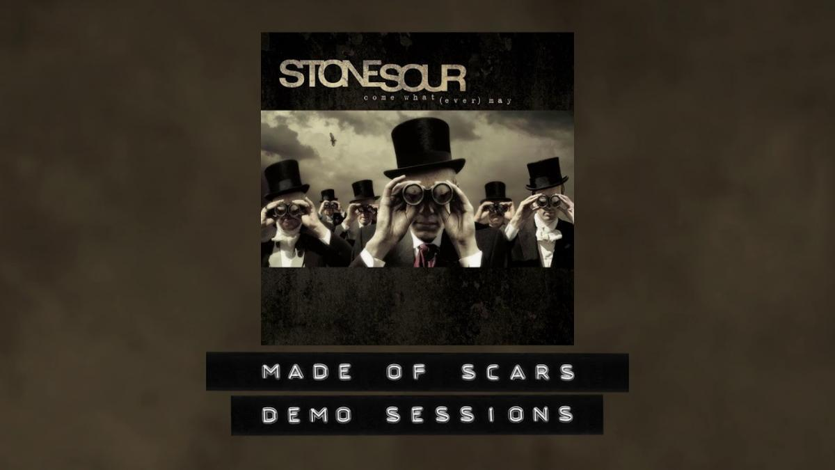 Stone Sour publie la démo de Made Of Scars
