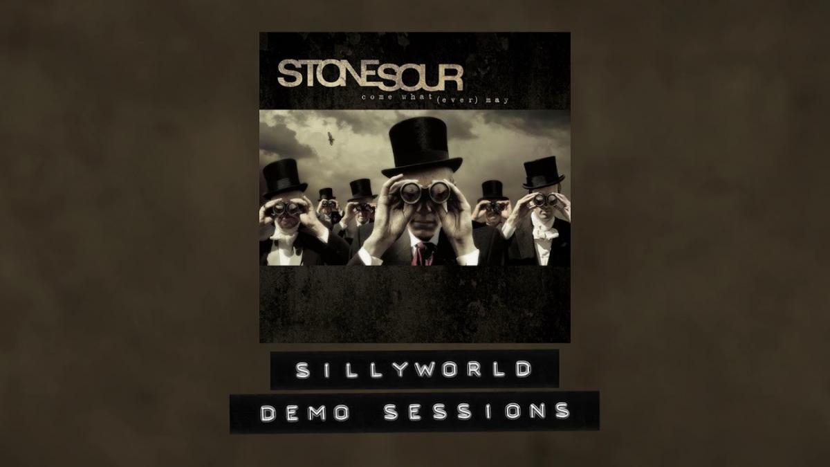 Stone Sour sort la démo de Sillyworld