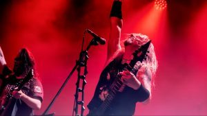 La vidéo Metal de la semaine : Shock And Awe de Vader