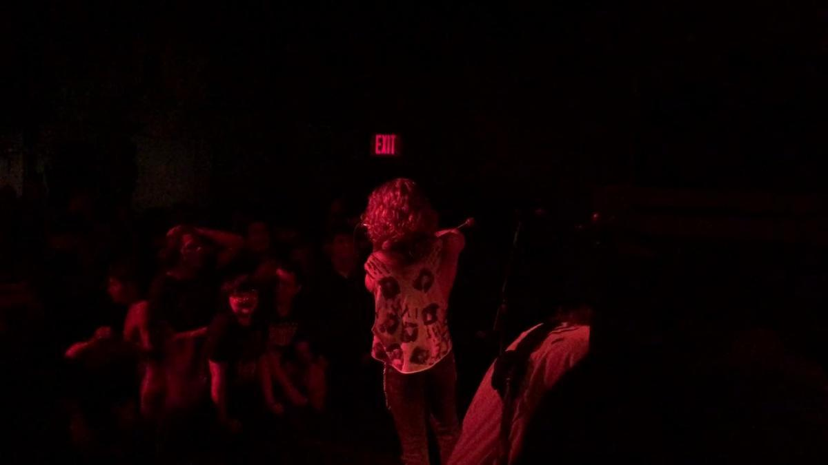 """Regardez le premier concert de Vended, le groupe des fils de Corey Taylor et Shawn """"Clown"""" Crahan de Slipknot"""