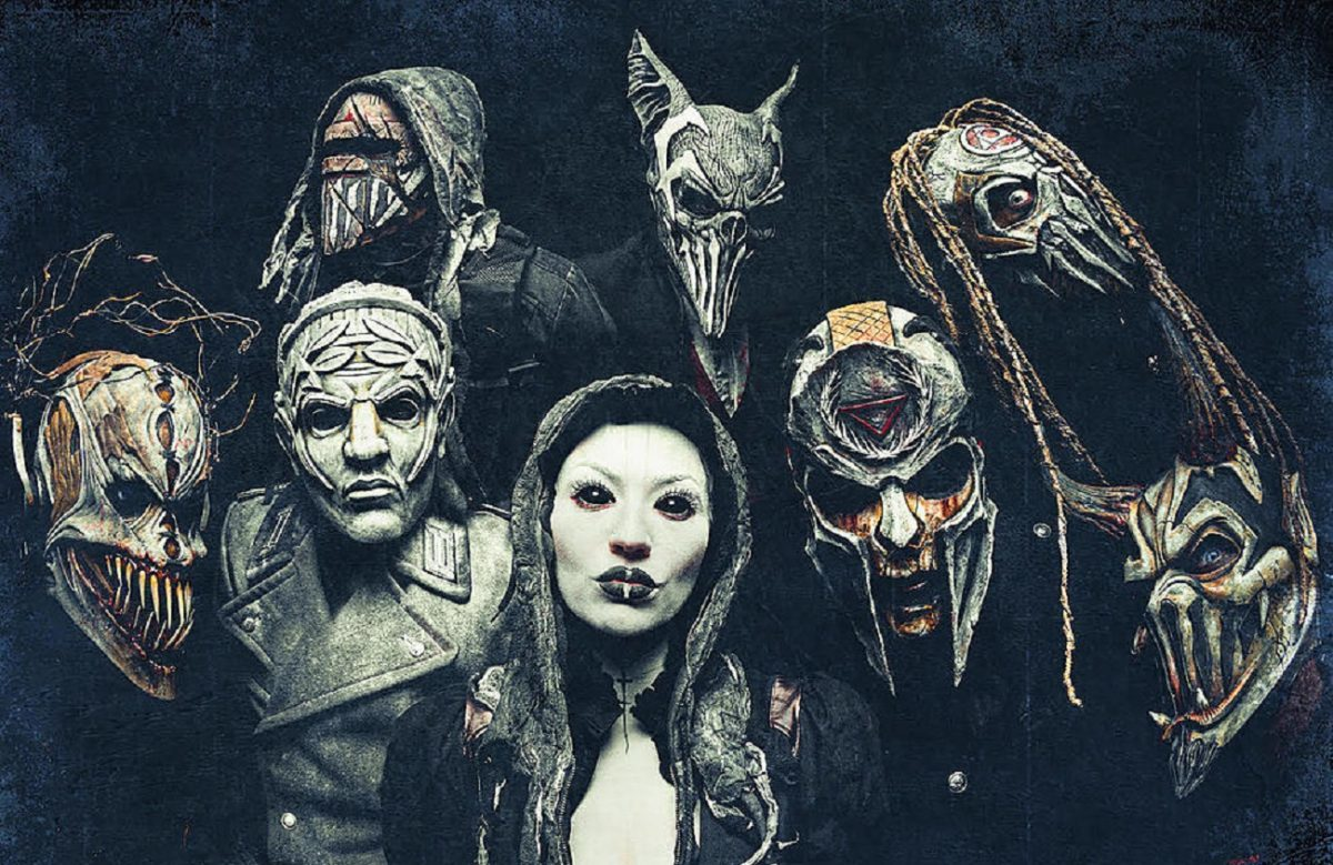 Mushroomhead annonce son nouvel album A Wonderful Life (détails & single)