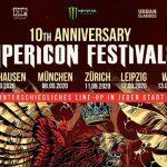 Les festivals Impericon de 2020 ont été reportés en septembre