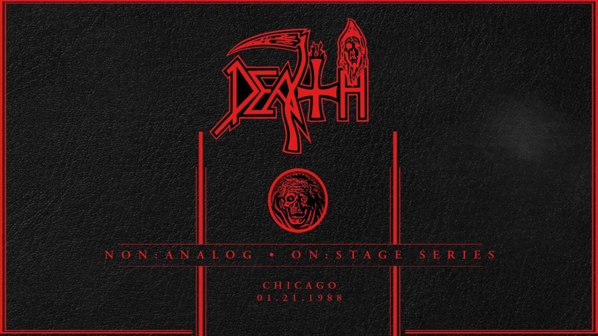 Écoutez ce concert inédit de Death à Chicago en 1988 !
