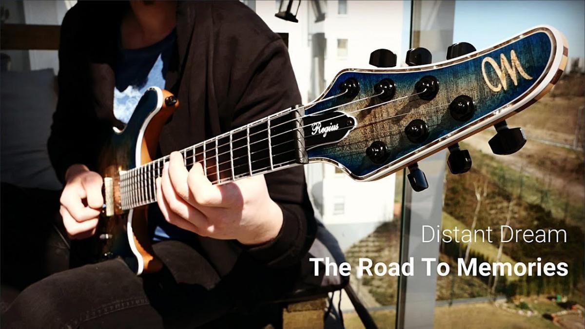 Distant Dream sort un playthrough de The Road To Memories (Post-Rock)