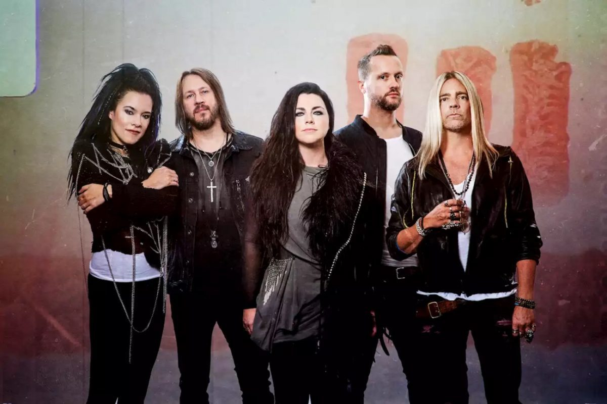 Evanescence sort Wasted On You, le premier single de son nouvel album