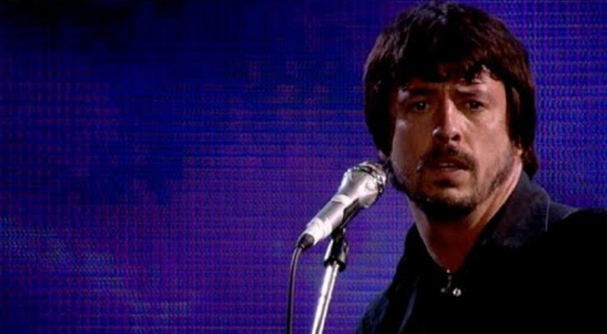 Foo Fighters partage son énorme concert à Hyde Park en 2006 !