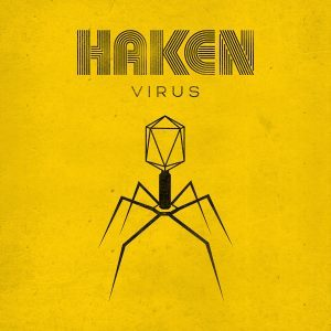 Haken annonce son nouvel album Virus (détails & single)