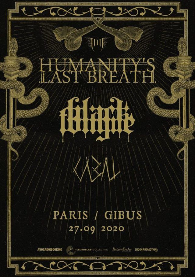 Humanity's Last Breath annonce 1 concert en France