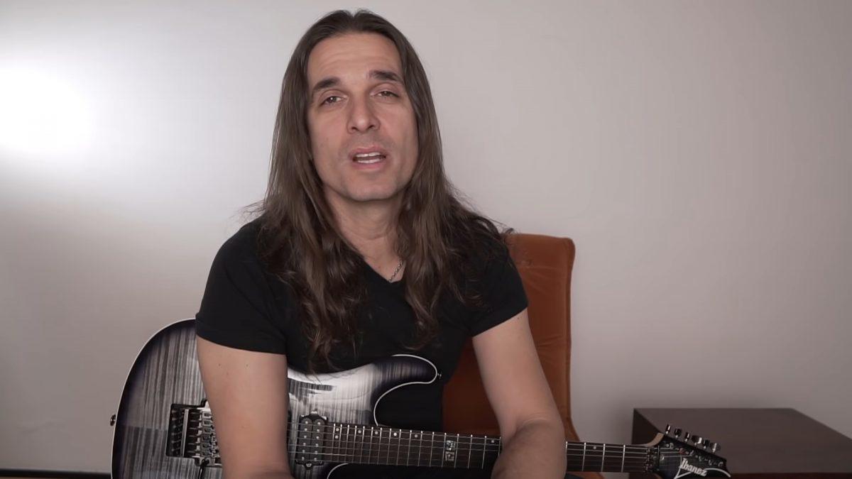 Kiko Loureiro partage une autre vidéo de son audition pour Megadeth