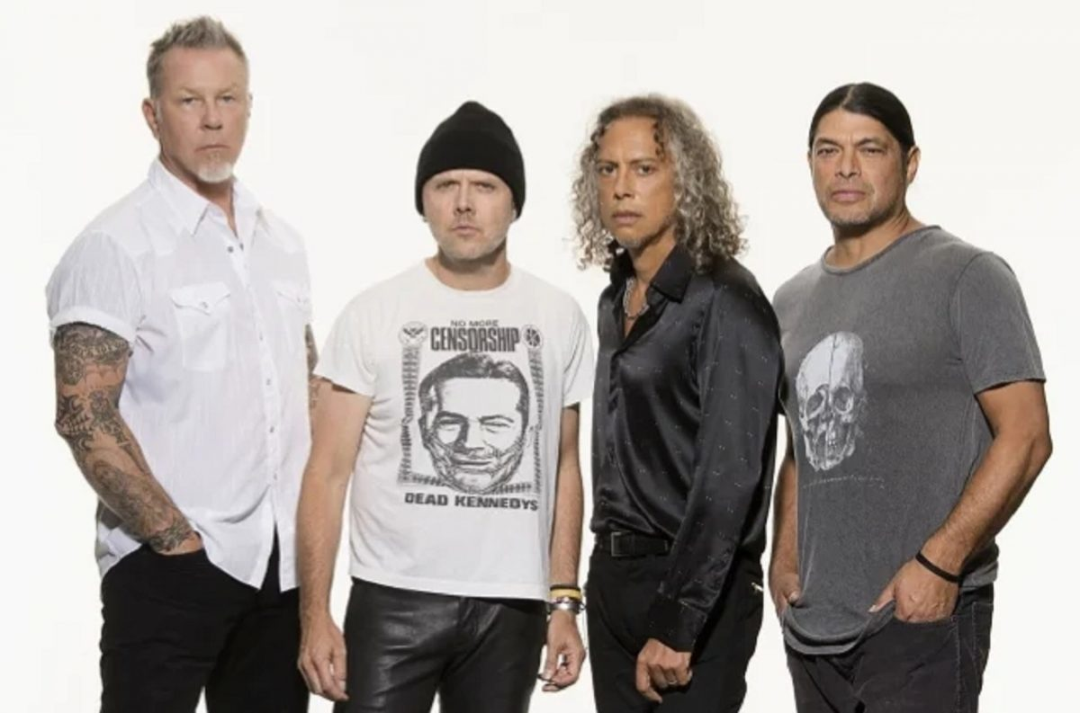 Metallica pourrait faire un nouvel album pendant le confinement, selon Lars Ulrich
