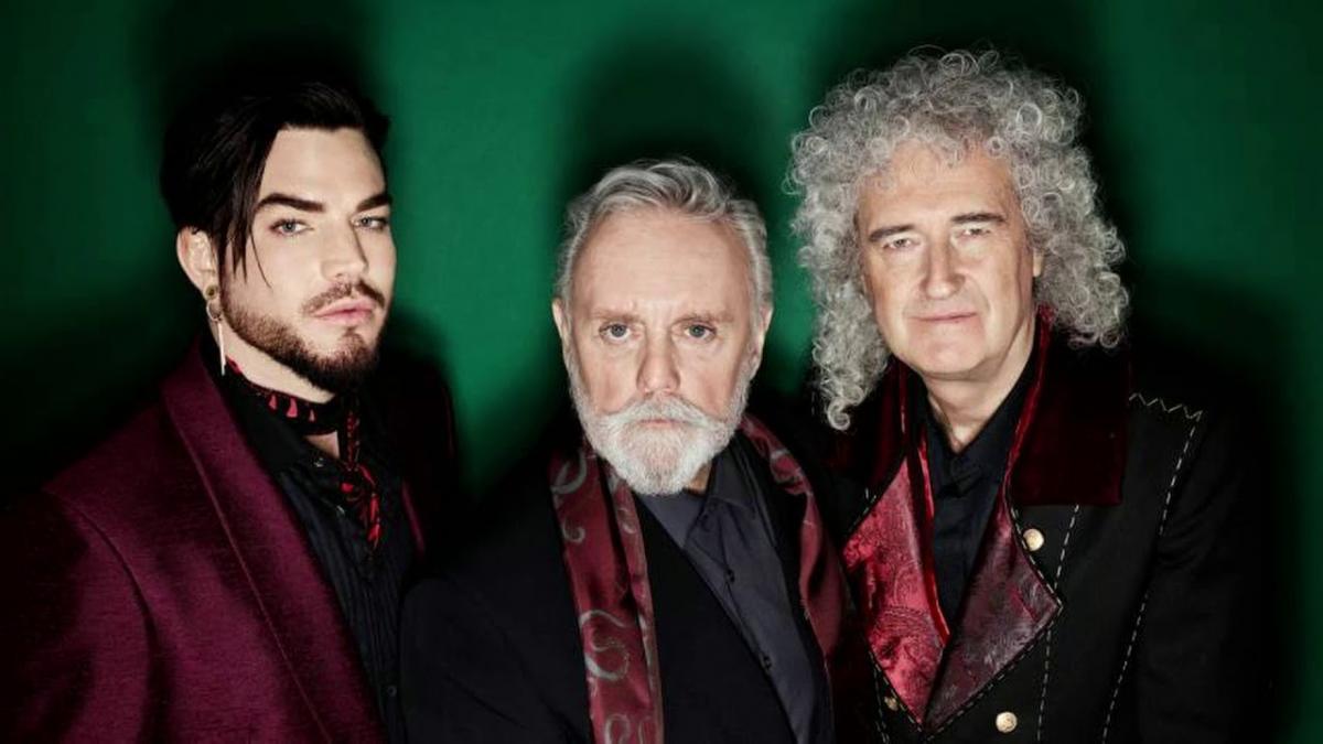 Adam Lambert n'est plus nerveux avant de jouer avec Queen