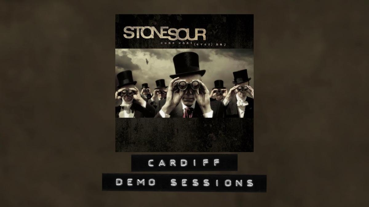 Stone Sour publie la démo de Cardiff
