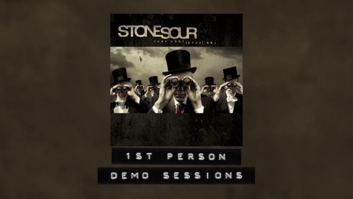 Stone Sour sort la démo de 1st Person