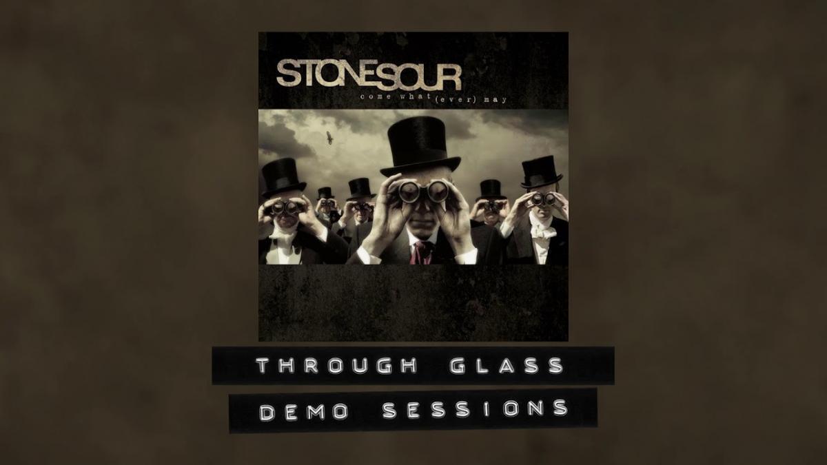 Stone Sour publie la démo de Through Glass