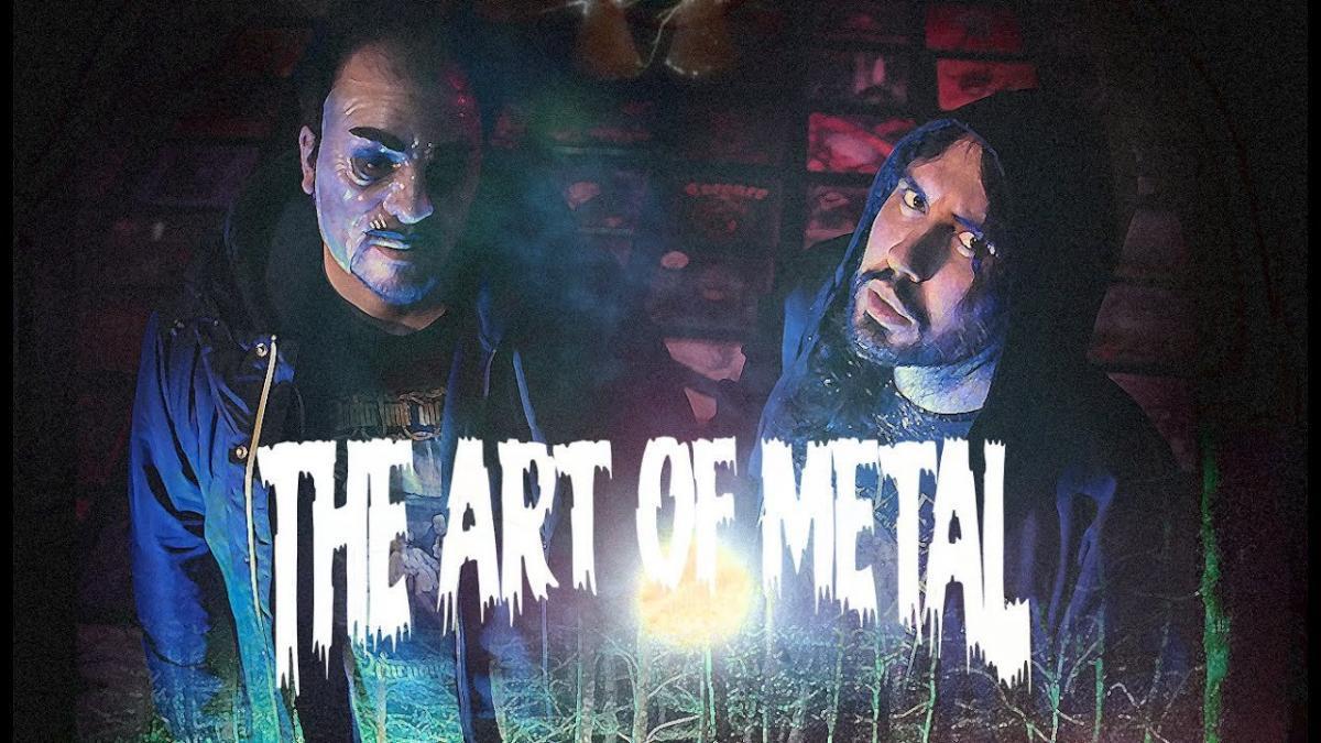 Regardez The Art Of Metal, un super documentaire sur les visuels dans le monde du Metal !