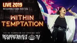 Le concert complet de Within Temptation au Resurrection Fest 2019