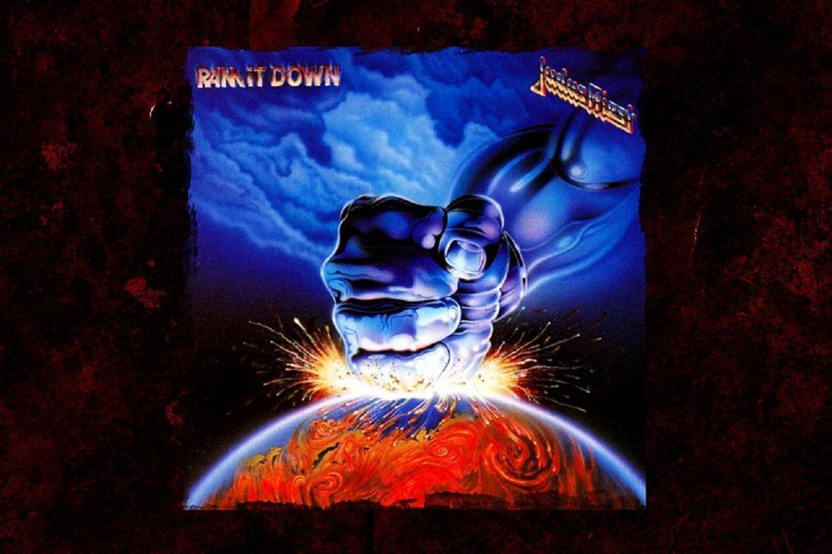 Il y a 32 ans, Judas Priest sortait Ram It Down