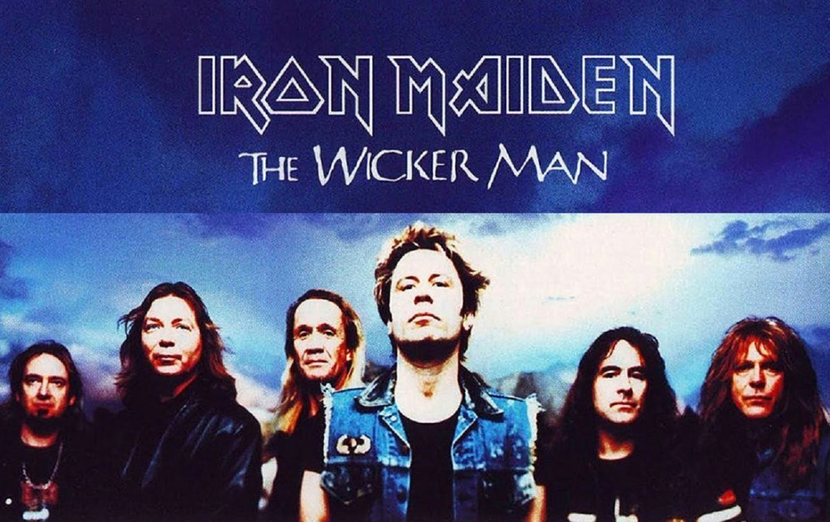 Il y a 20 ans, Iron Maiden sortait The Wicker Man