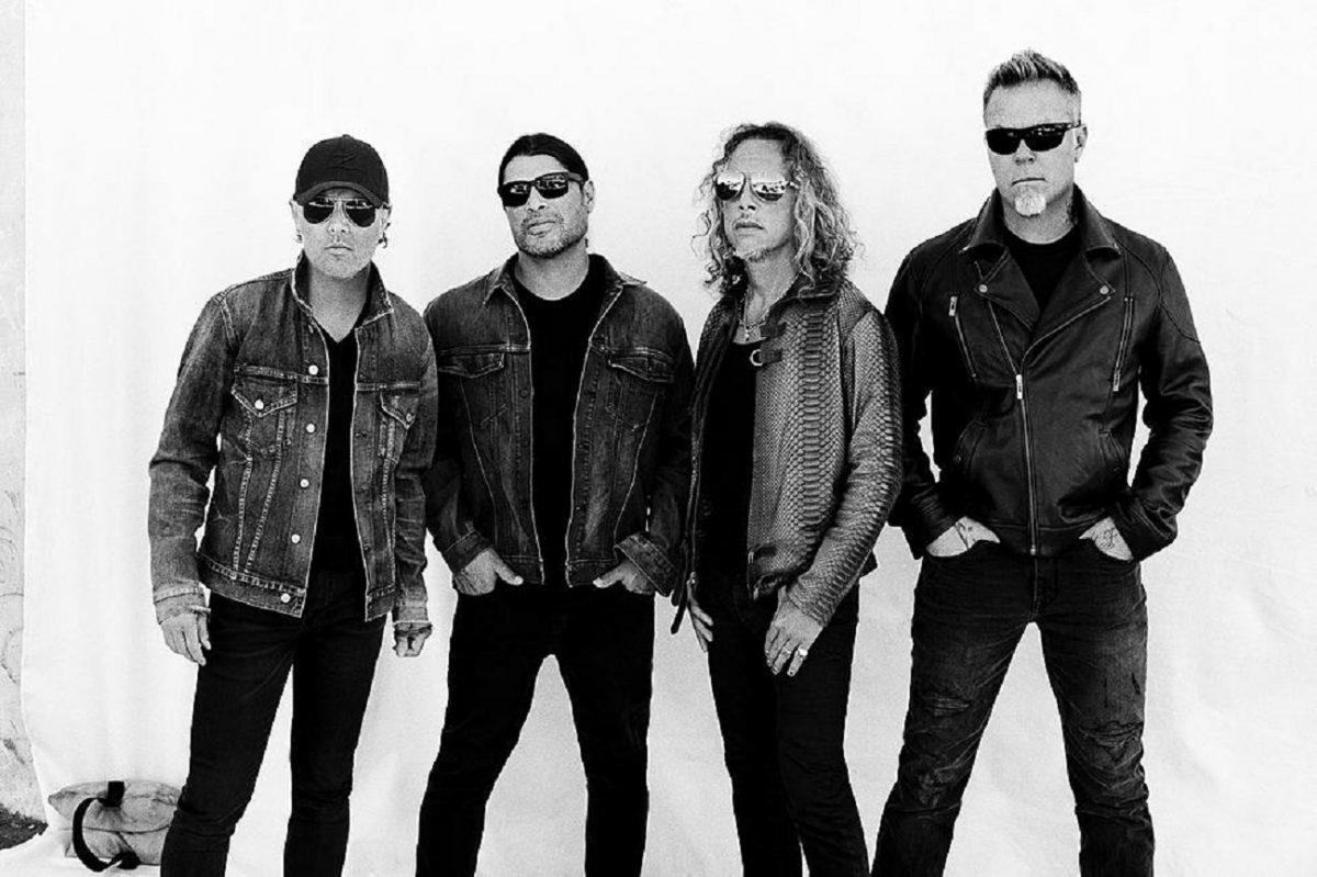 Metallica met les fans au défi de choisir sa meilleure chanson !