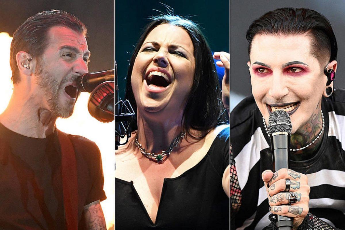Plus de 25 groupes Metal & Rock qui travaillent sur un nouvel album en ce moment