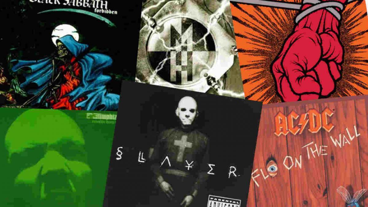 Les 10 pires albums de 10 groupes brillants (Metal & Rock)