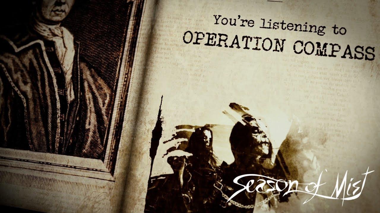 Carach Angren publie le single Operation Compass