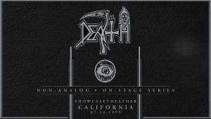 Écoutez ce concert inédit de Death en Californie en 1995 !