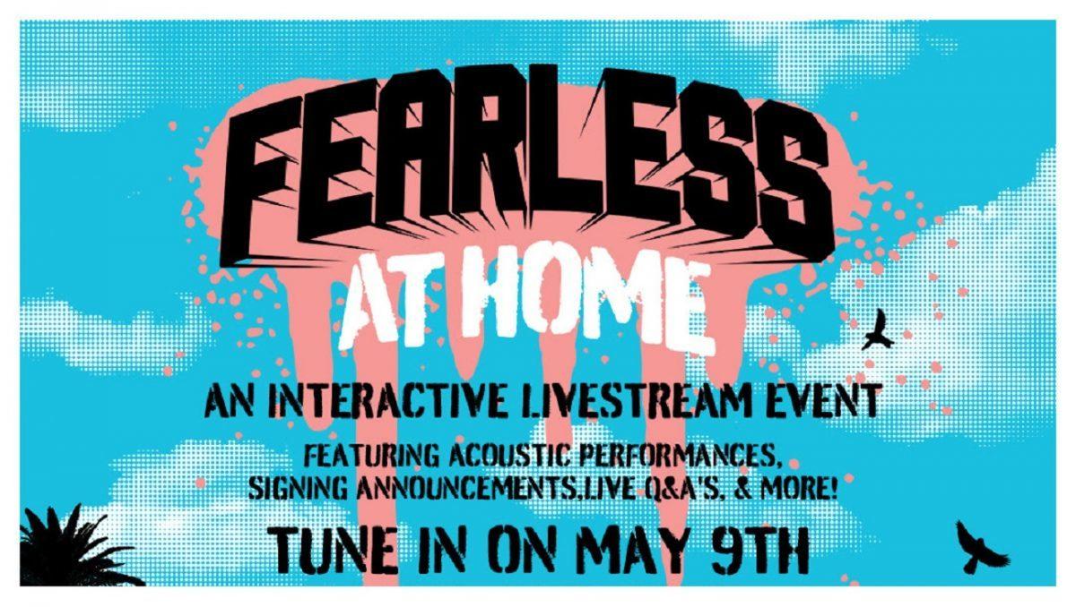 Fearless Records va diffuser un festival virtuel avec Ice Nine Kills, Wage War et autres