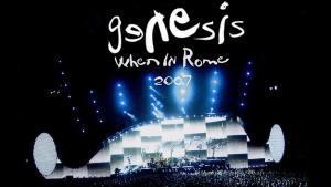 Genesis va terminer sa série de diffusions avec When In Rome à 21h !