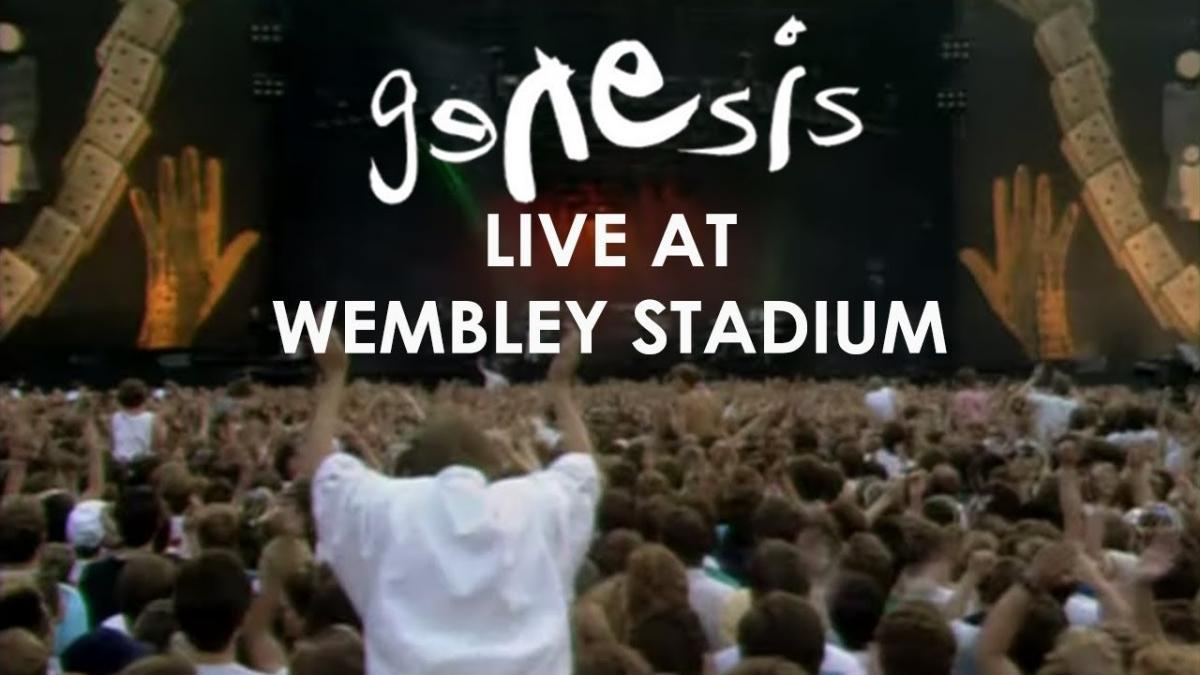 Genesis va diffuser son live au Wembley Stadium à 21h !