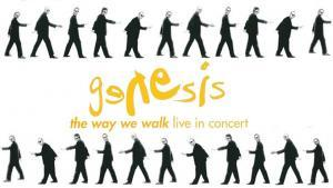 Genesis va diffuser son concert intitulé The Way We Walk à 21h !