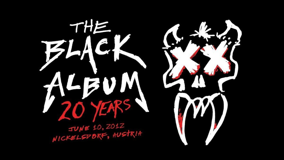 Metallica va diffuser un concert célébrant les 20 ans de The Black Album cette nuit ! (#MetallicaMondays)