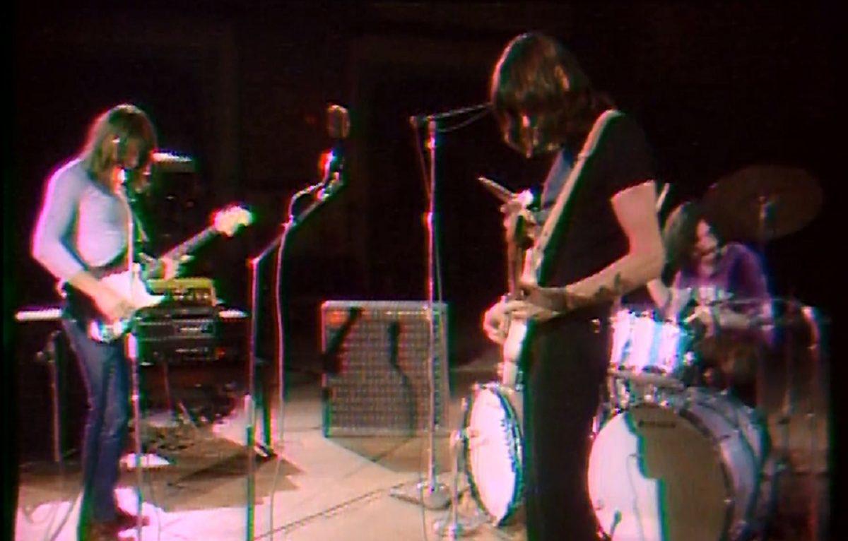 Pink Floyd va diffuser son concert intitulé An Hour with Pink Floyd : KQED à 18h !