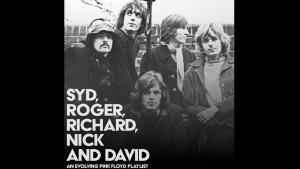 """Pink Floyd lance une playlist """"évolutive"""" qui sera modifiée au quotidien"""