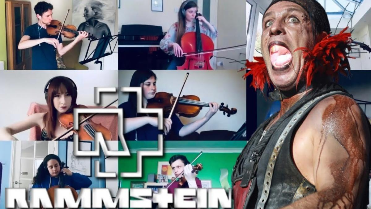 Ce medley orchestral de Rammstein est bien qualitatif !