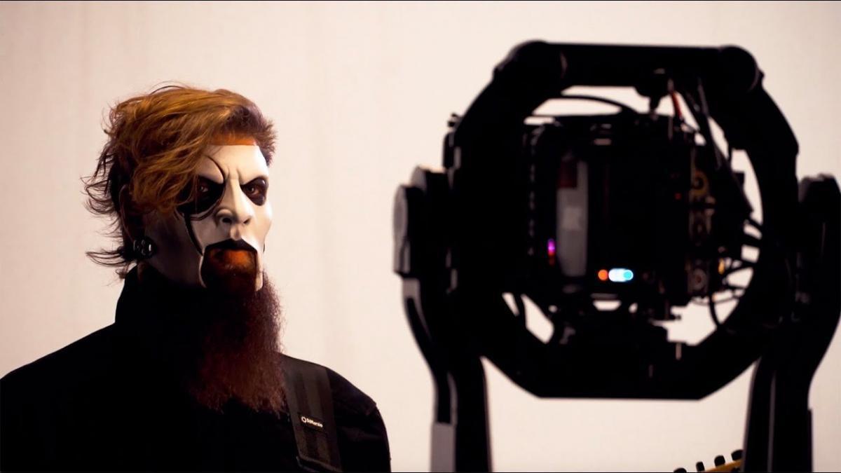 Regardez le Making Of de Unsainted de Slipknot !