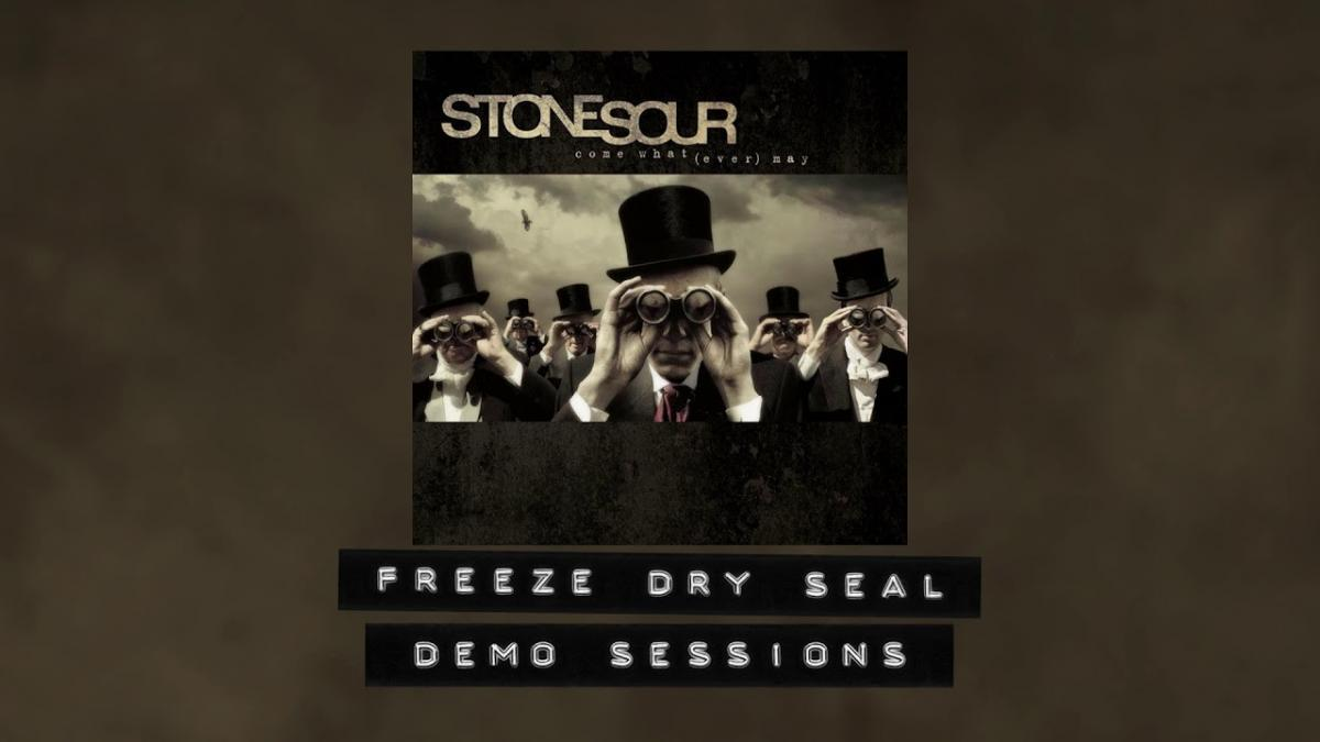 Stone Sour publie la démo de Freeze Dry Seal