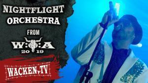 Regardez le concert de The Night Flight Orchestra au Wacken Open Air 2019