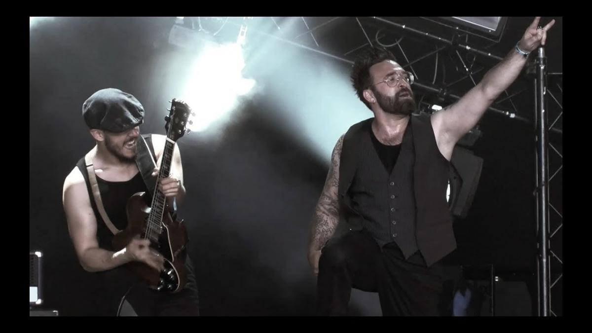 Trepalium publie une vidéo live de ...To the Sun
