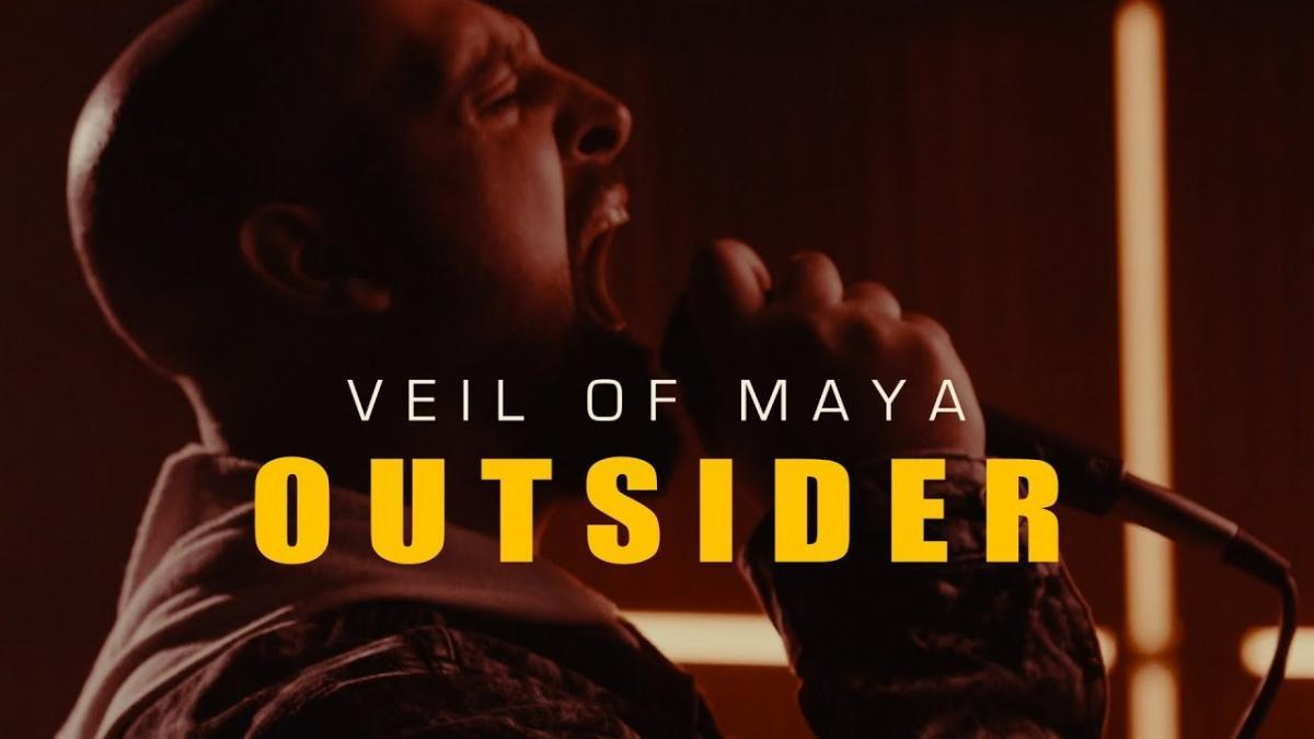 Veil Of Maya sort Outsider, un nouveau single Metalcore !