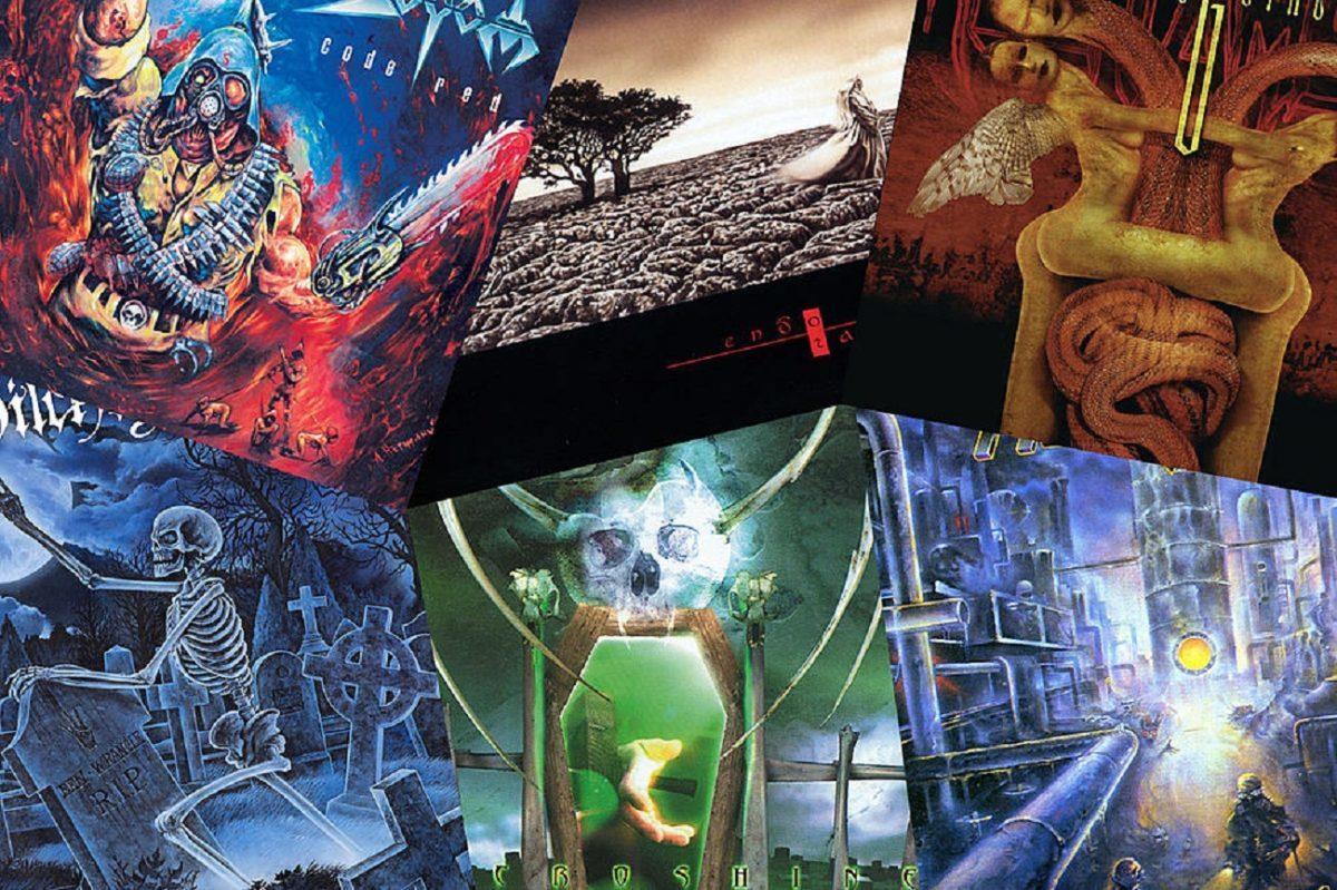 15 albums de Thrash Metal des années 1990 qui sont sous-estimés