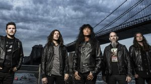 Anthrax va publier une édition spéciale de Persistence Of Time pour le 30e anniversaire de l'album