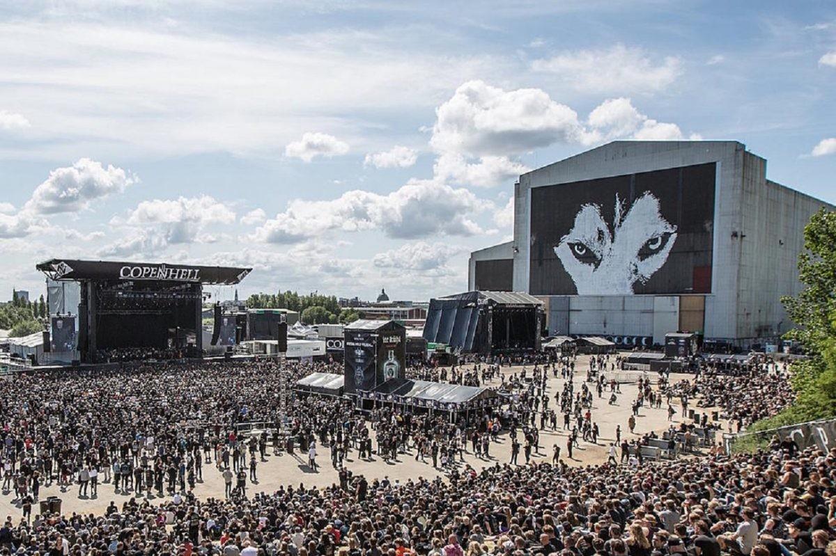 Le lieu du festival Metal & Rock Copenhell a été repris par l'église au Danemark