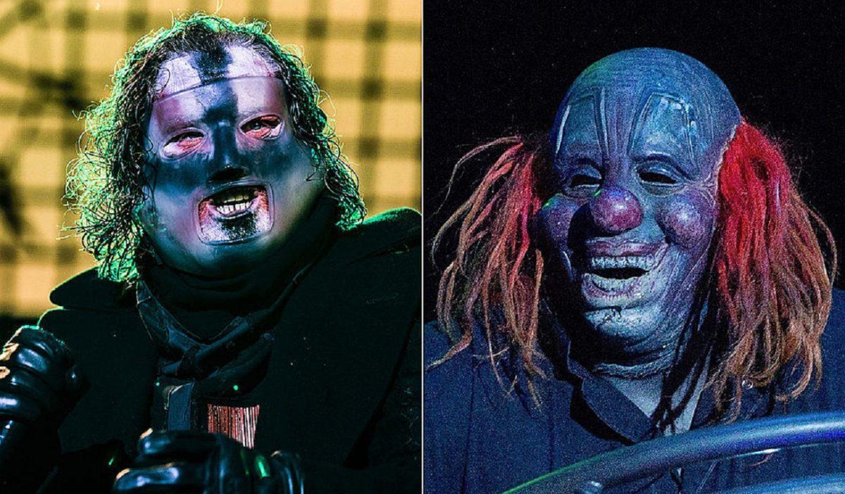 "Corey Taylor de Slipknot prépare un livre de ""citations folles"" de Clown"
