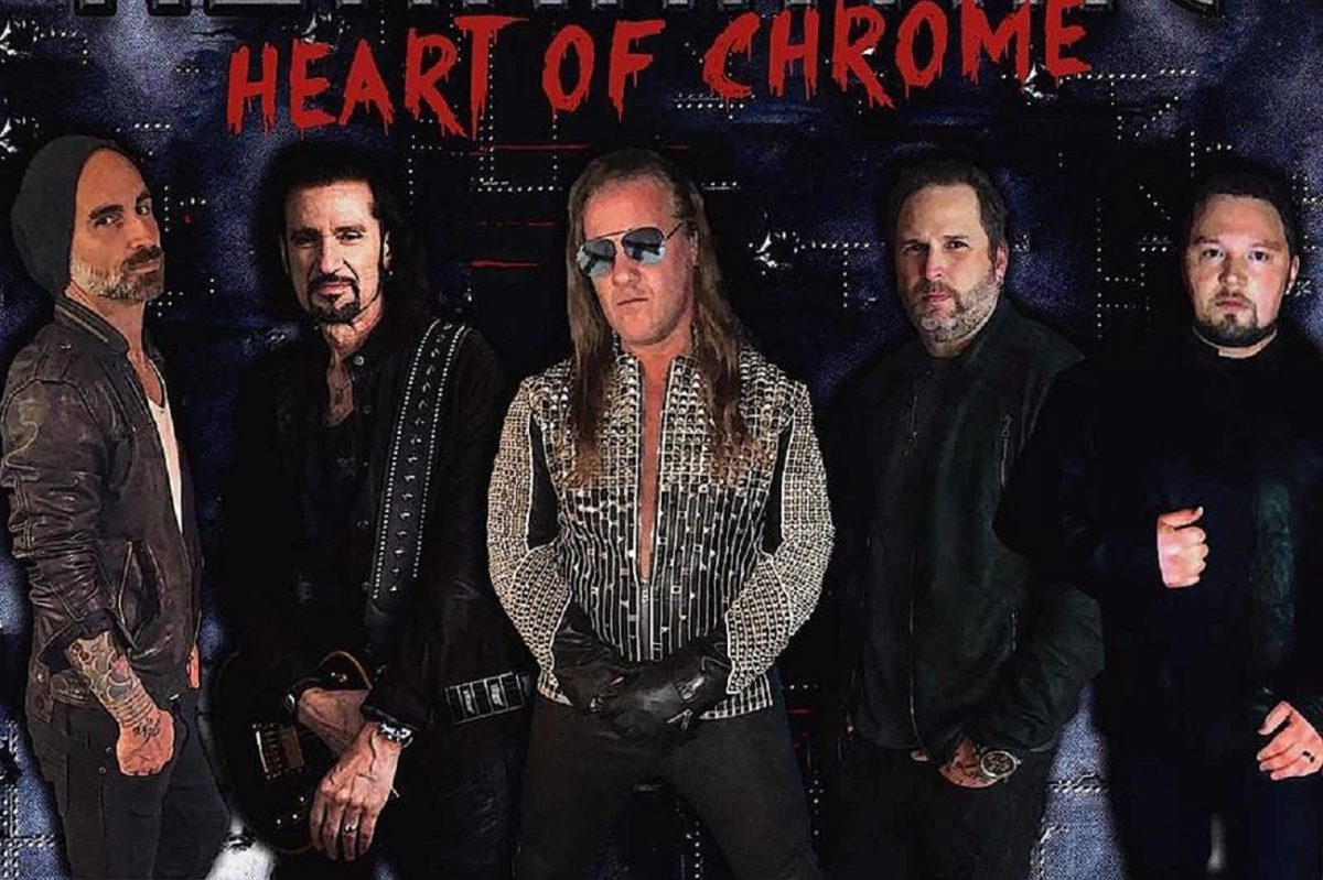 Écoutez Bruce Kulick et Chris Jericho reprendre Heart of Chrome de Kiss