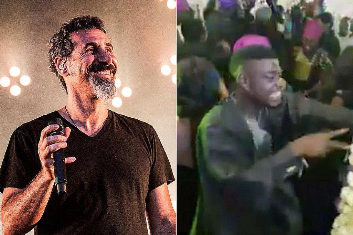 """Serj Tankian de System Of A Down réagit à la vidéo du mariage nigérian : """"Tout simplement génial"""""""