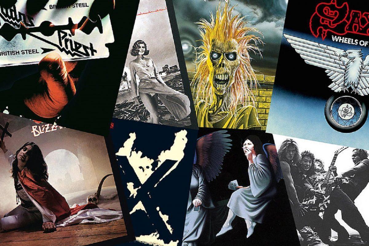 Les 50 meilleurs albums Metal & Rock de 1980