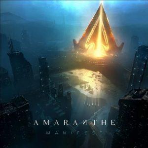 Amaranthe annonce son nouvel album Manifest (détails & single)