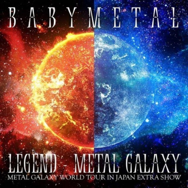 Babymetal sortira Legend - Metal Galaxy en septembre