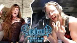 Ensiferum publie un clip vidéo pour Rum, Women, Victory